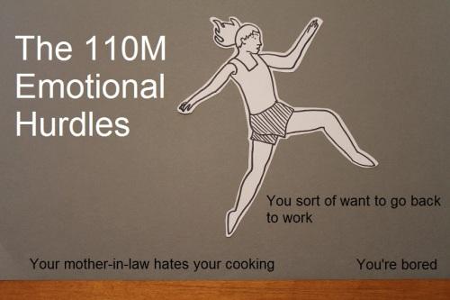 olympics emotional hurdles